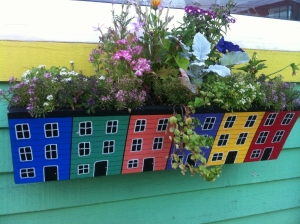 Newfoundland Flower Boxes
