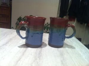 Beautiful mugs created by Doug Adams (no website)