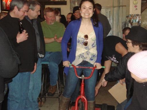 Thaw di gras - trike Kat